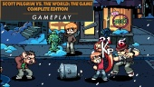 Scott Pilgrim vs. The World: The Game Complete Edition - Gameplay en Xbox Series X