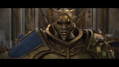 Warhammer Age of Sigmar: Tempestfall - Cinematic Trailer