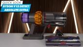 Dyson V15 Detect Absolute Extra - El Vistazo