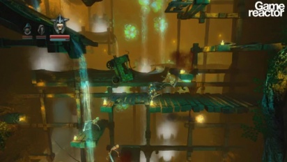 Trine - Path To New Dawn DLC Trailer