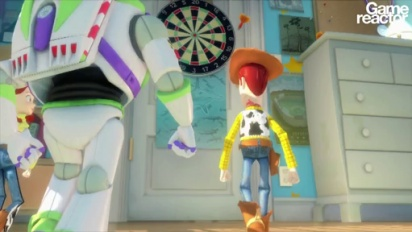 Toy Story 3: The Video Game - Behind the scenes part 2