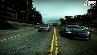 Need For Speed: World Online - EA Showcase Video