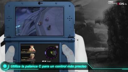 Xenoblade Chronicles 3D - Tráiler de lanzamiento español