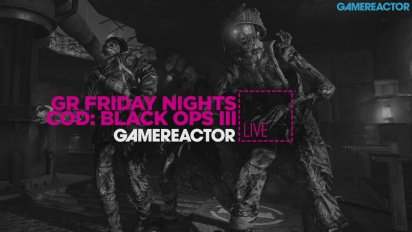 Call of Duty: Black Ops 3 - GR Friday Nights 08/01/16 - Replay