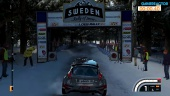 Sébastien Loeb Rally Evo - Gameplay PS4 - Rally Sweden - 2014 Ford Fiesta R5