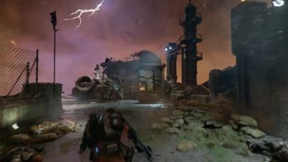 Gears of War 4 - E3 2016 Co-op Gameplay Demo