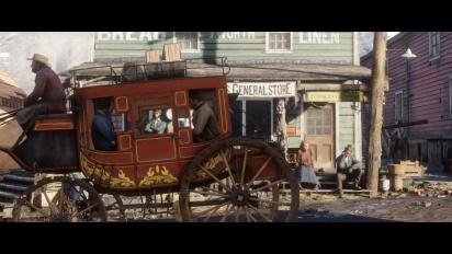 Red Dead Redemption 2 - Primer tráiler español