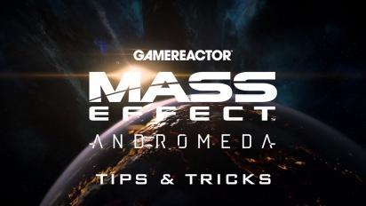 Mass Effect: Andromeda - Trucos y consejos (campaña en solitario)
