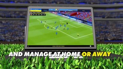 Football Manager Touch 2018 | FMT18 - Tráiler de lanzamiento