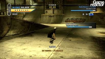 Tony Hawk's Pro Skater HD - Nyjah Huston Gameplay