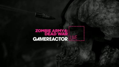 Zombie Army 4: Dead War - Replay del Livestream