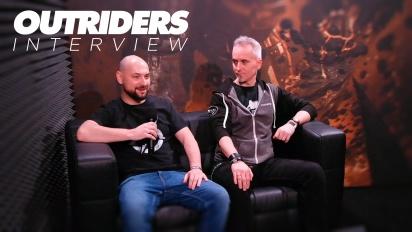 Outriders - Entrevista a Rafal Pawlowski y Szymon Barchan