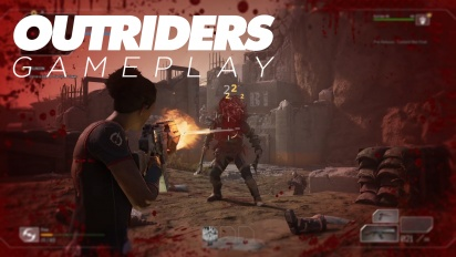 Outriders - Gameplay exclusivo