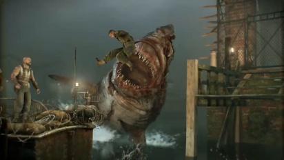 Zombie Army 4: Dead War - Stadia Release Trailer