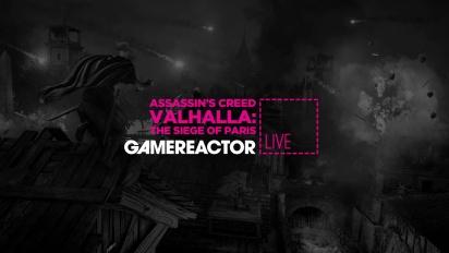 Assassin's Creed Valhalla: El Asedio de París - Asediando, que es gerundio