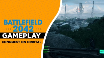 Battlefield 2042 - Gameplay Modo Conquista