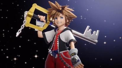 Super Smash Bros. Ultimate - Sora Reveal Trailer
