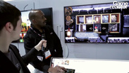 CES 13: LG Dual Screen Dual Play Interview