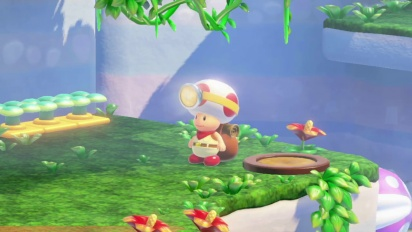Captain Toad: Treasure Tracker - An Unlikely Hero Trailer
