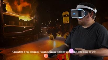 Loading Human PSVR - Tráiler de lanzamiento español