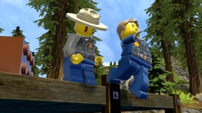 Lego City Undercover - Tráiler español de la nueva generación