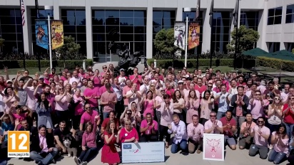 Overwatch - Pink Mercy Charity Campaign Recap