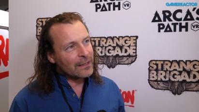 Strange Brigade - Entrevista a Jason Kingsley