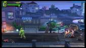 Shaq Fu: A Legend Reborn - Gameplay en Nintendo Switch