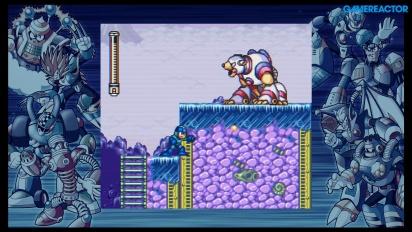Mega Man Legacy Collection 2 - Gameplay de Mega Man VII en Nintendo Switch