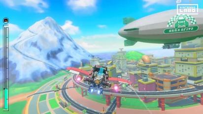 Nintendo Labo -Toy-Con 03 : kit de vehículos en español