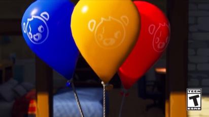 Fortnite - New Item: Balloons Trailer