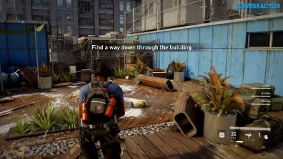 World War Z - Gameplay Offline del Episodio 1, Capítulo 1 en Normal