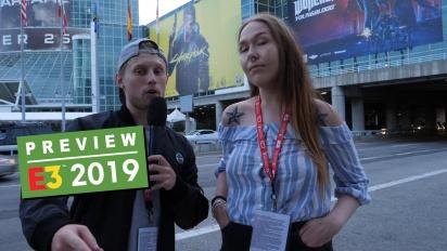 Cyberpunk 2077 - Preview en vídeo E3 2019