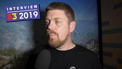 Planet Zoo - Entrevista a Piers Jackson