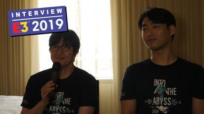 Black Desert Online - Entrevista a Kwangsam Kim y a Yongmin Jo