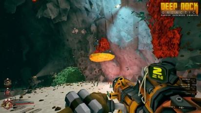 Deep Rock Galactic - Narrated Trailer