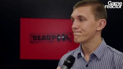 GC 12: Deadpool - vídeo entrevista