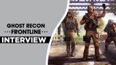 Ghost Recon Frontline - Entrevista con Stefan Marinescu