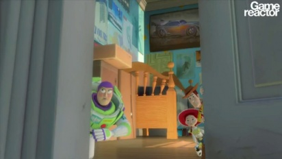 Toy Story 3: The Video Game - Behind the scenes part 3