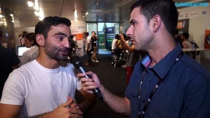 Maximo Cavazzani - entrevista al gerente de Etermax en Gamelab 2014
