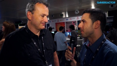 Digital Legends - entrevista a Xavier Carrillo en Gamelab 2014