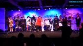 Final Fantasy XIV Concurso de cosplay - Fan Festival London 2014