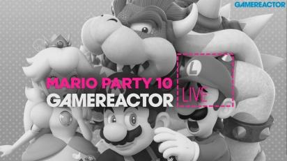 Mario Party 10 - Repetición del Livestream