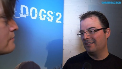 Watch Dogs 2 - Entrevista a Jonathan Morin