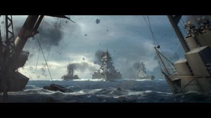 Wargaming Dunkirk - Announcement Trailer