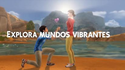 Los Sims 4 - Tráiler español para PS4 y Xbox One