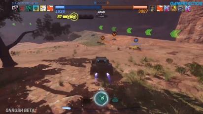 Onrush - Gameplay multijugador 2