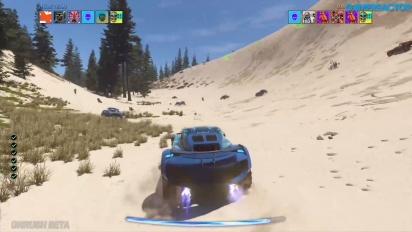 Onrush - Gameplay del modo un jugador