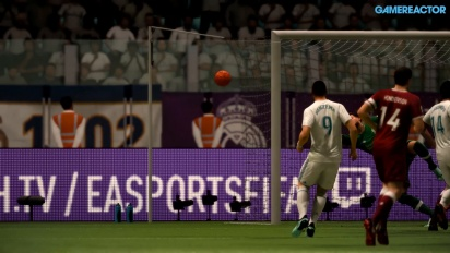 FIFA 18 - Simulación de la Final de la Champion's League 2018