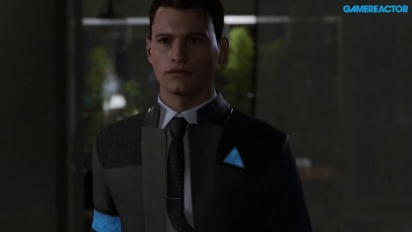 Detroit: Become Human - Presentando a Connor (Video #3)